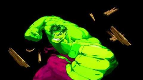 Marvel Super Heroes Music - HULK Winning