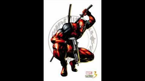 Marvel vs Capcom 3 - Theme of Deadpool