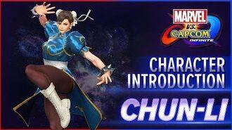Marvel vs. Capcom Infinite – Chun-Li Tutorial