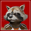 MVCI Rocket Raccoon