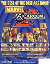 Marvel vs Capcom 2 New Age of Heroes