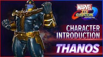 Marvel vs. Capcom Infinite – Thanos Tutorial
