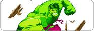 Character header hulk