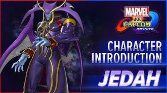 Marvel vs. Capcom Infinite – Jedah Tutorial