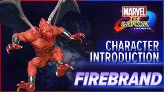 Marvel vs. Capcom Infinite – Firebrand Tutorial