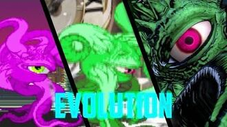 Shuma-Gorath Evolution (1995-2011)