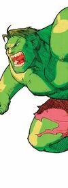 Hulk vs screen