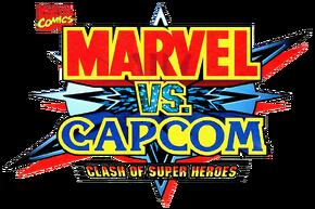Marvel-vs-Capcom-logotipo