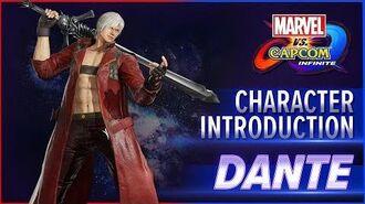 Marvel vs. Capcom Infinite – Dante Tutorial