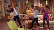 Marvin and teri dancing