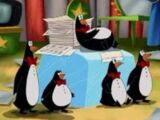 The Penguin's Five