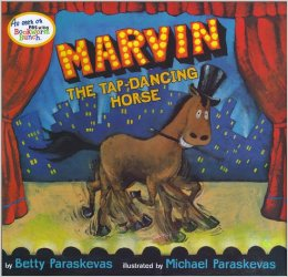 File:Marvin the tap dancing horse book.jpg