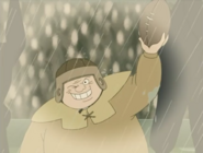 Lyman slime football player