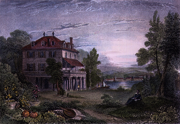 Image result for villa diodati 1816