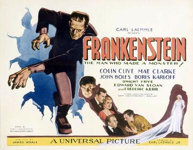 Poster - Frankenstein 02