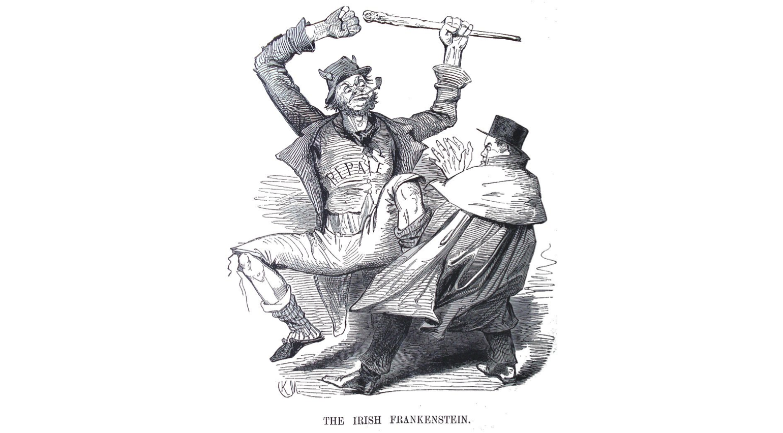 19th Century Political Cartoons