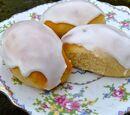 Lemon Iced Buns