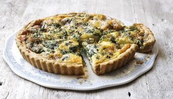 Spring Vegetable Quiche Mary Berry Wiki Fandom