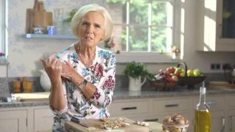 Mary Berry's Garlic Mushrooms on Toasted Brioche