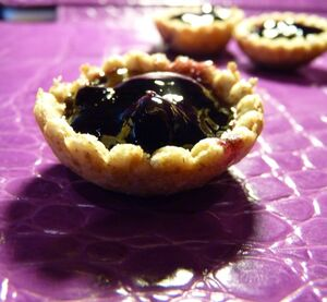 Fully-filled-blueberry-jam-mini-tarts-e1349557294939
