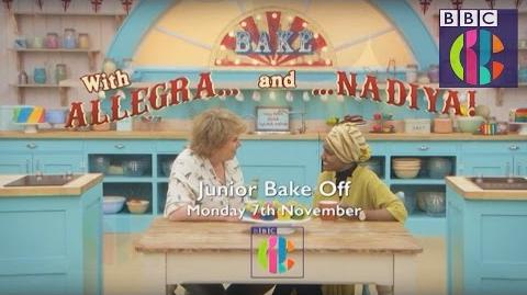 Junior Bake Off coming soon to CBBC!