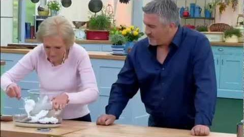 Mary Berry Queen of Puddings