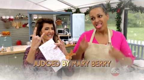 The Great Holiday Baking Show Season 1 Promo 3