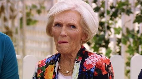 Mary Berry's cheeky reactions - The Great British Bake Off An Extra Slice - Series 2 - BBC