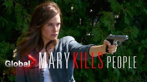Mary Kills People Trailer Series Premiere Wed, Jan 25