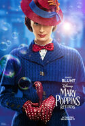 Mary Poppins Returns Character Posters 01