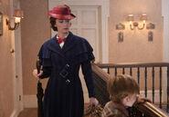 Mary Poppins Child Rail
