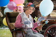 Old Women with Balloons