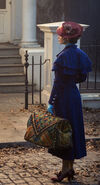 Mary Poppins Suitcase
