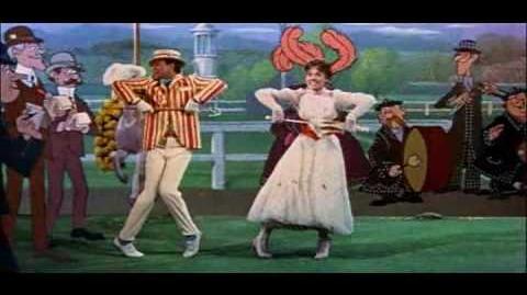 Mary Poppins Supercalifragilisticexpialidocious