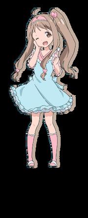 Kinue Hayase Anime