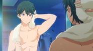 Masamune saliendo ducha (1)