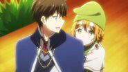 Masamune kun EP 12 Masamune y Yoshino actuacion