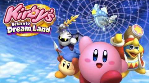 Kirby's Return to Dreamland -Final Boss Phase 1-