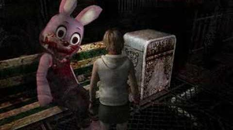 Silent Hill 3 - Unreleased - Kill God