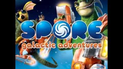 Spore Galactic Adventures Soundtrack - Serenity