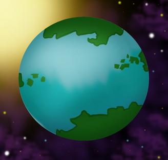 PlanetHotazinfromSpace