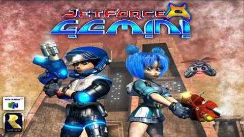 Jet Force Gemini (N64) Soundtrack- Goldwood HQ