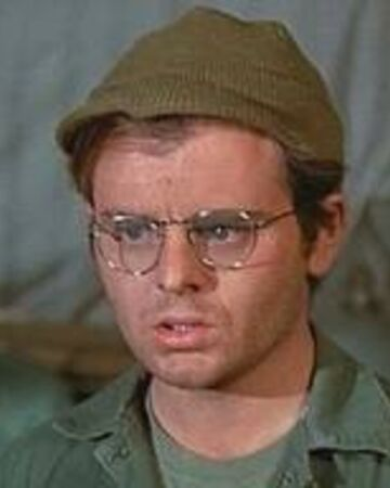 "Walter ""Radar"" O'Reilly 