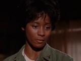 Lieutenant Ginger Bayliss