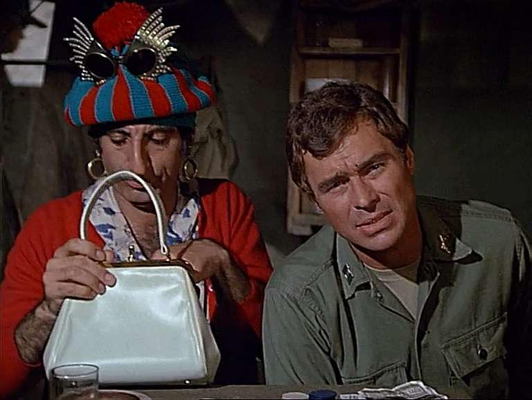 Colonel Sam Flagg | Monster M*A*S*H | FANDOM powered by Wikia