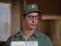 MASH 3x11 - Basil Hoffman as Major Pfiefer