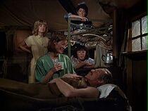 Nurses tent-bottoms up