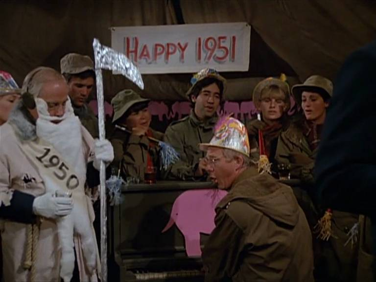A War for All Seasons (TV series episode) | Monster M*A*S*H ...