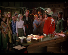 MASH episode-3x7-CheckUp-Party for Trapper