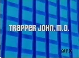 Trapper John MD opening screenshot